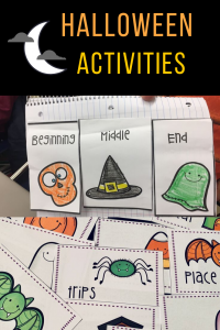 halloween activities for school