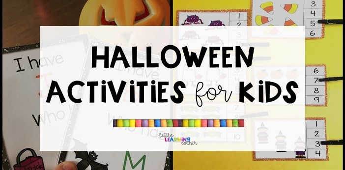 halloween-activities-for kindergarten