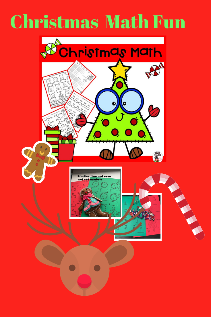 Christmas-math-worksheets